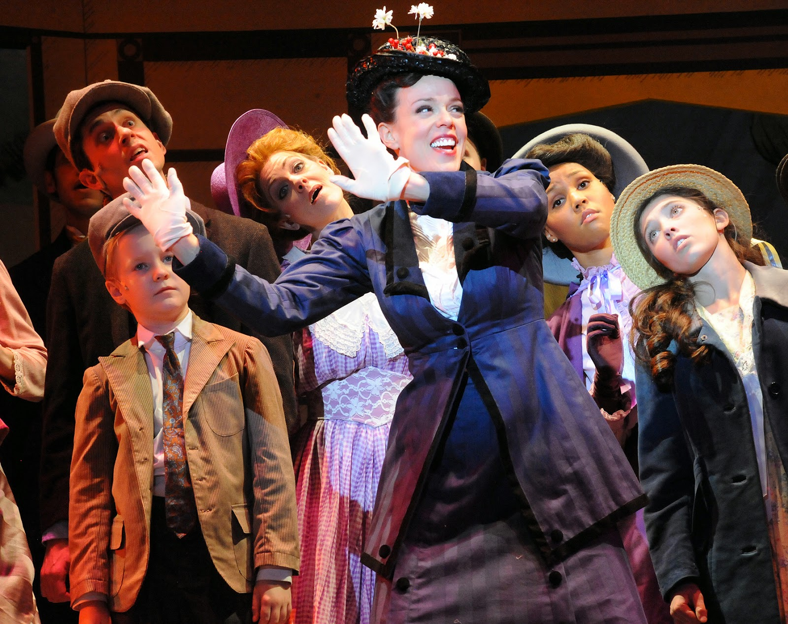 Fine Arts Center Blog Mary Poppins shatters box office records