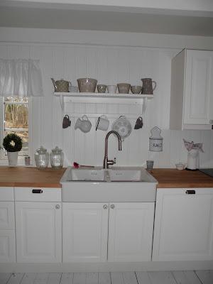 Hjem kjære hjem: fargevalg på kjøkkenveggene er ikke lett;) hjelp!