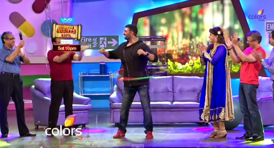 Comedy nights with kapil 14 march 2015 colors tv full for Cid special bureau 13 feb 2015