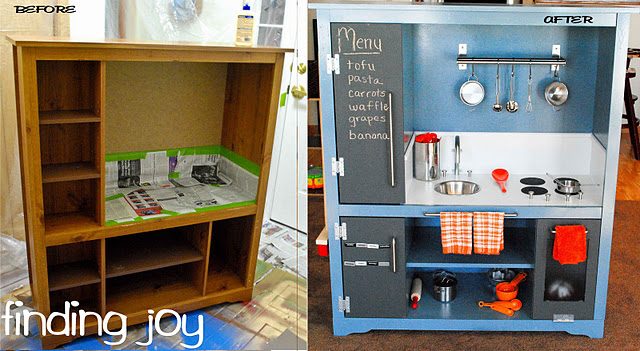 I 39 M Dreaming Of A Diy Play Kitchen Creative Green Living