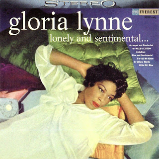 Gloria Lynne – Lonely And Sentimental (1959)