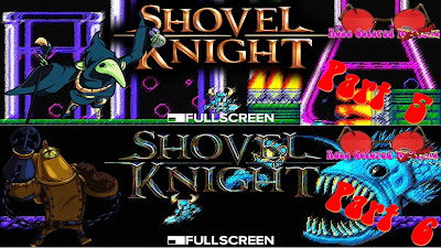 Shovel Knight is available on Nintendo eShop for Wii U and 3DS