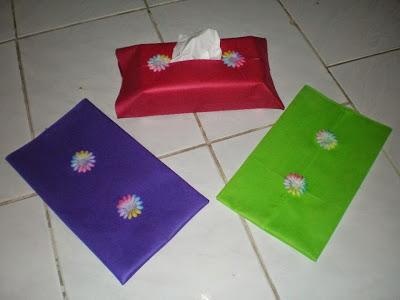 contoh produk yang terbuat dari kain spunbond