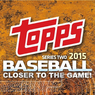 Get Ready. 2015 Topps Series 2 Is Supposed to be Live…NOW!