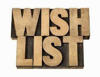 Your Business & Personal Wish LIst