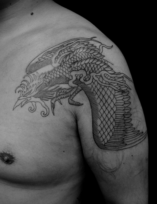 Tattoo Design Inspirations: Japanese TATTOO Horimitsu The Guardian of