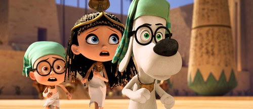 mr peabody and sherman dreamworks animation