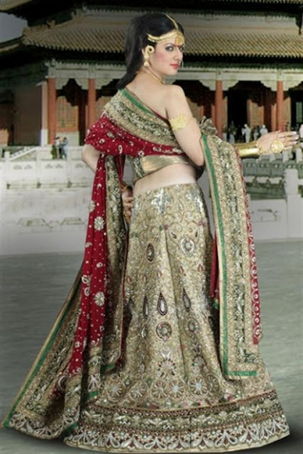 Indian Women Lenhnga designs