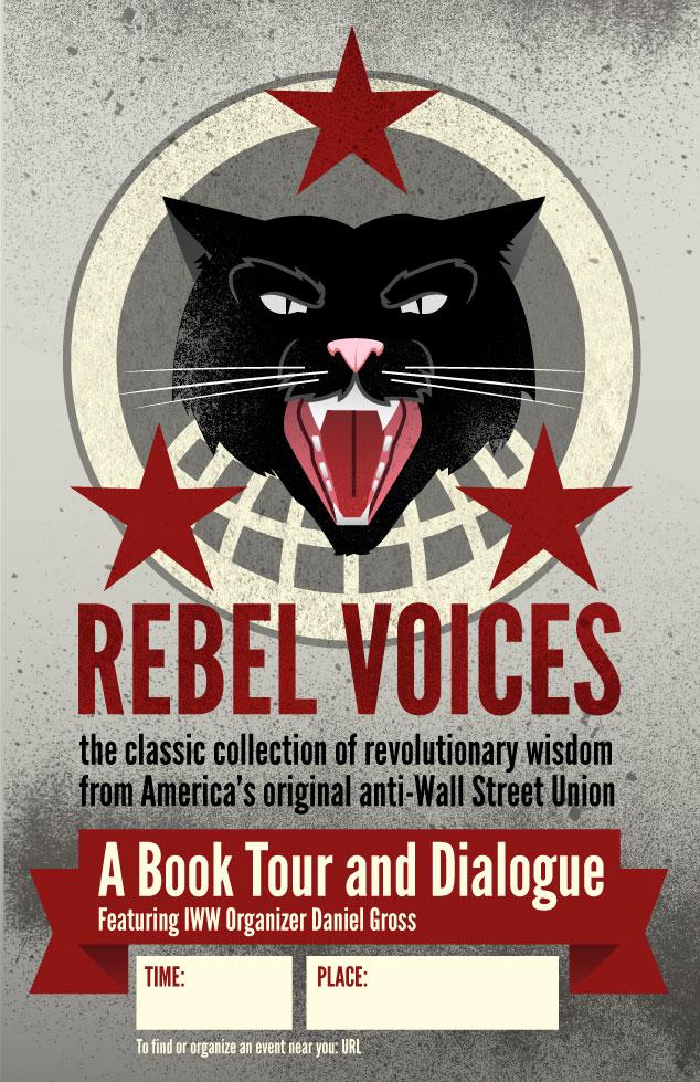 Book Tour Poster