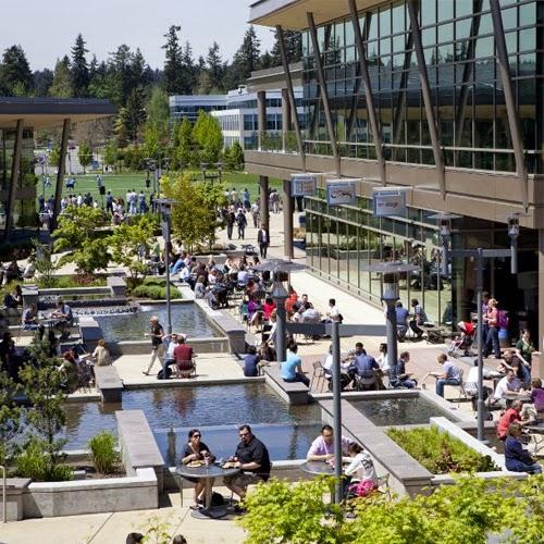 Concorra a uma viagem para a sede da Microsoft em Redmond!