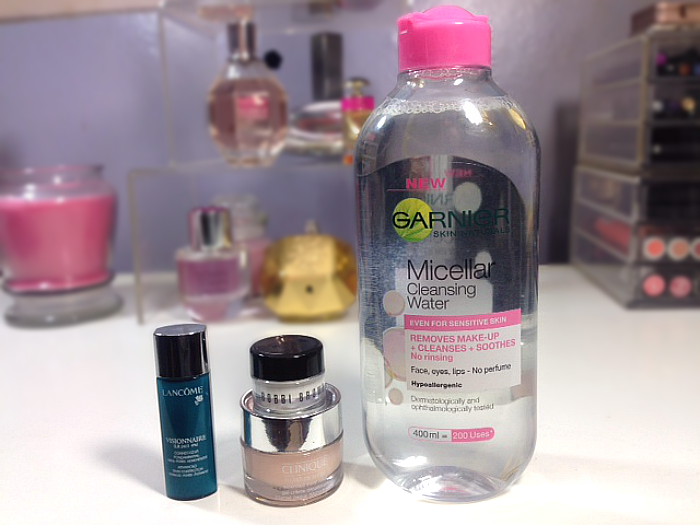 anti aging skincare for oily/combination skin
