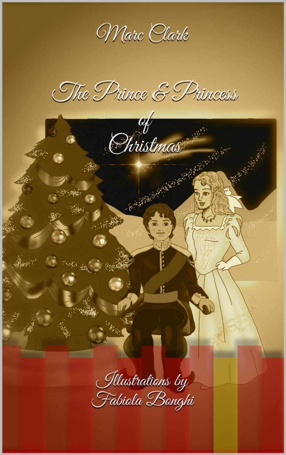 The prince and princess of Christmas
