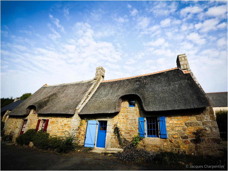 Photo club mist perspective extr me d 39 un penty breton for Acheter maison france