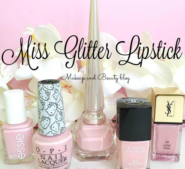 Miss Glitter Lipstick