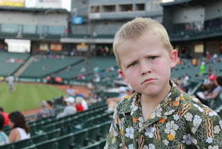 Round Rock Express is boring!