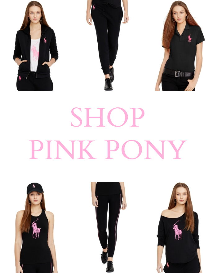 Pink Pony Promise, Ralph Lauren, Pink Pony Fund, Breast Cancer Awareness