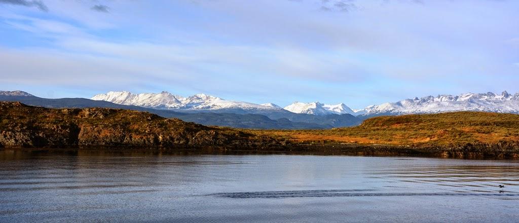 Beagle Canal Ushuaia