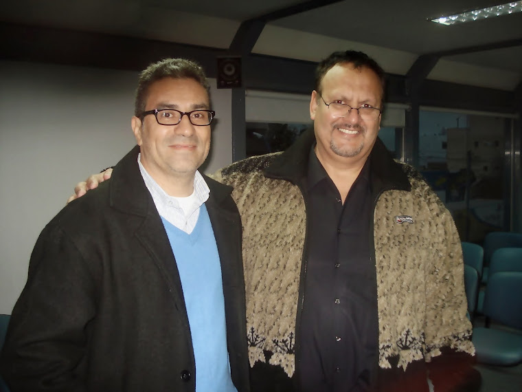 Dr. Uriel Bustamante. Lic. Luis Vega Vergara