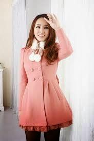 Model Baju Korea Terbaru 2014