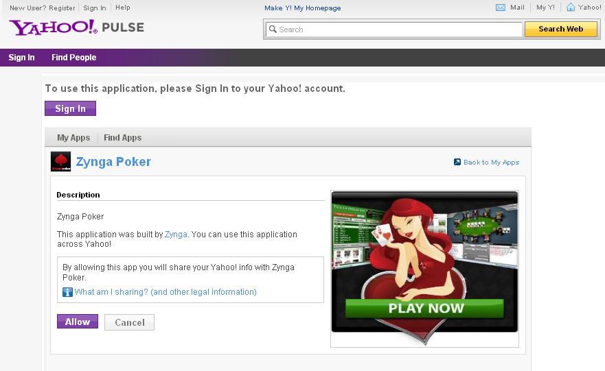 Why we recomendeed you Play On Yahoo Zynga