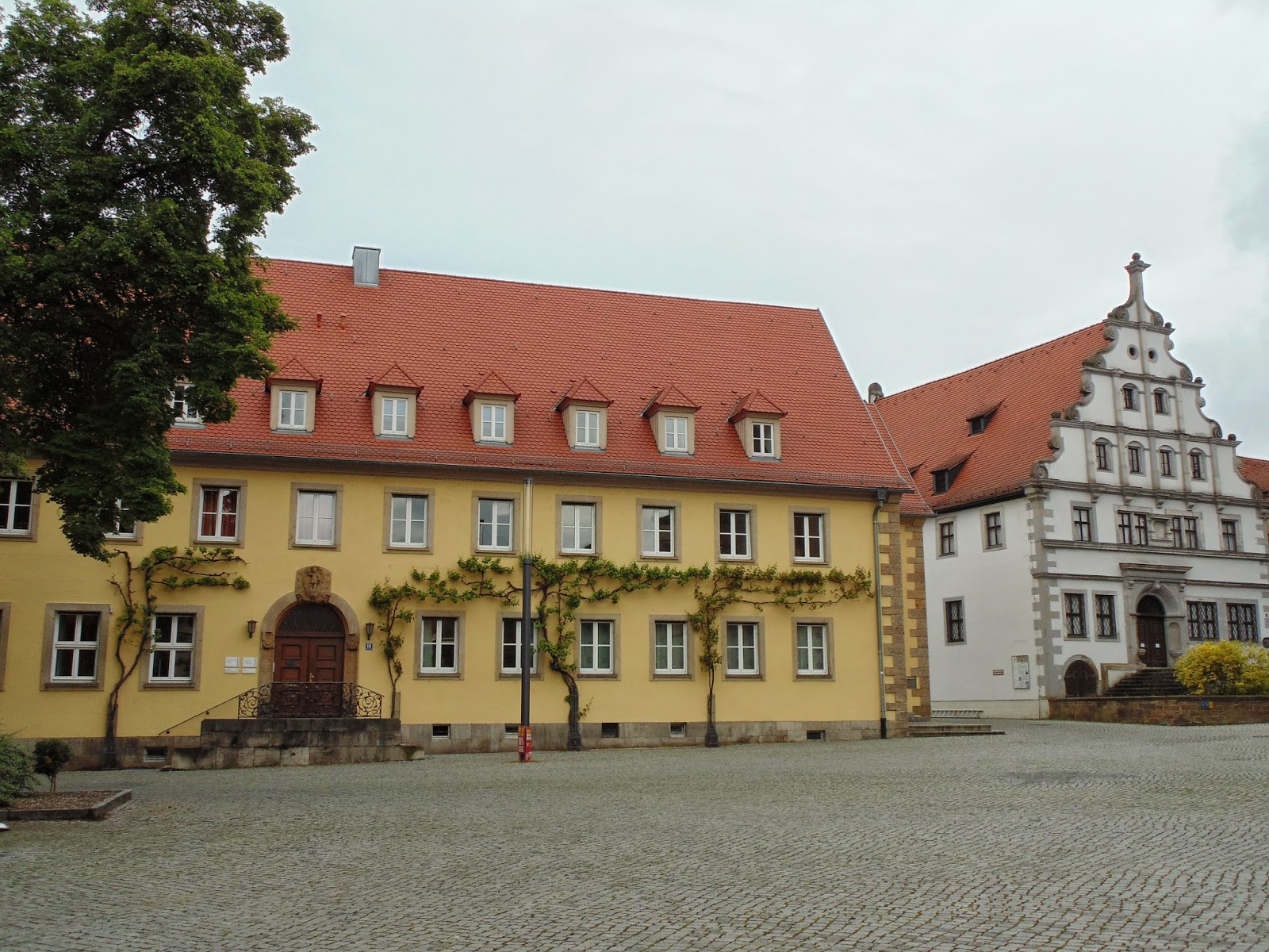 Schweinfurt Germany  city pictures gallery : Trip to Schweinfurt, Germany | Life in Luxembourg