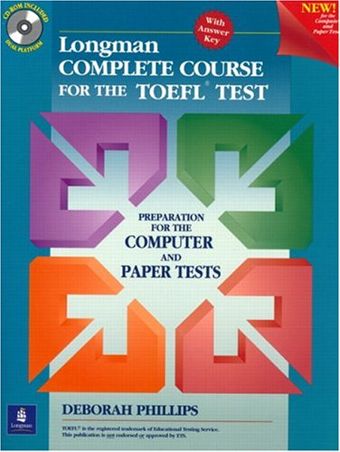 100 Best TOEFL Practice Tests for free download: Longman Preparation ...