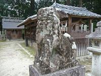 農耕生産や厄除、祈雨にも霊験ありと知られ当地の守護神である。
