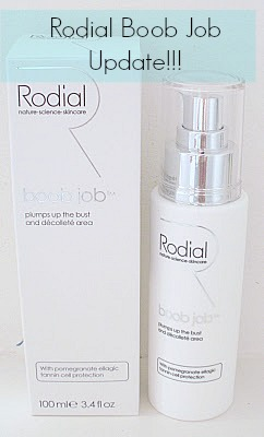 Rodial boob review