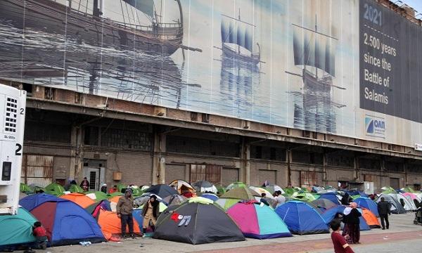 Την παρέμβαση εισαγγελέα ζητούν οι Λιμενικοί για τις ΜΚΟ στον Πειραιά και ζητούν ευθύνες για το χάλι του λιμανιού