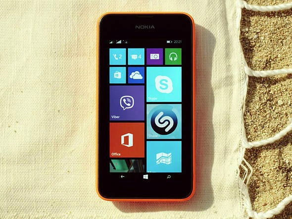 Lumia 530, o smartphone básico da Microsoft