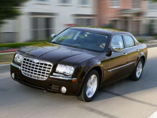 Chrysler 300 Keluaran 2010