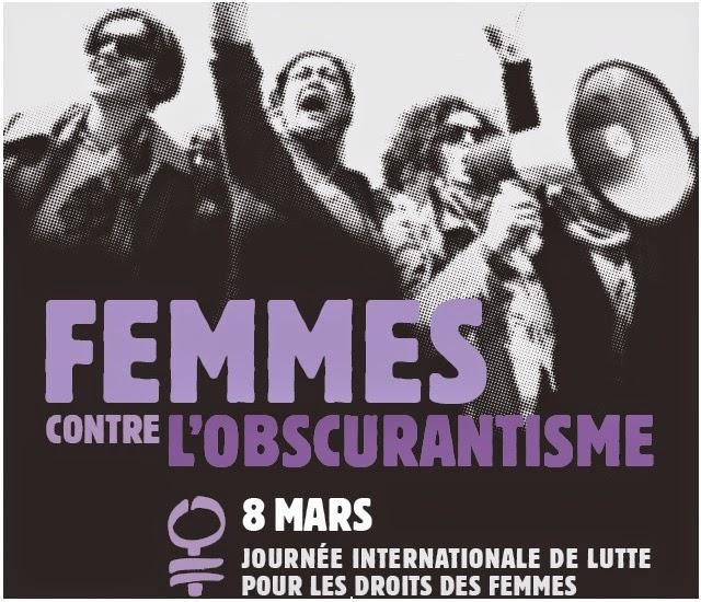 lutte pour le droit des femmes