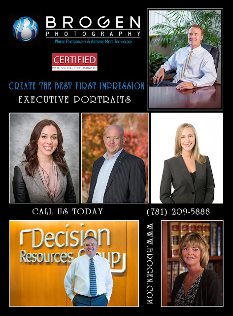 Executive Portraits / Corporate Head Shots