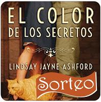 Sorteo El color de los secretos