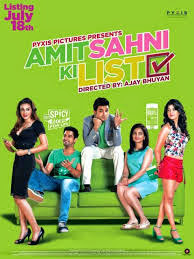 Amit Sahni Ki List watch online