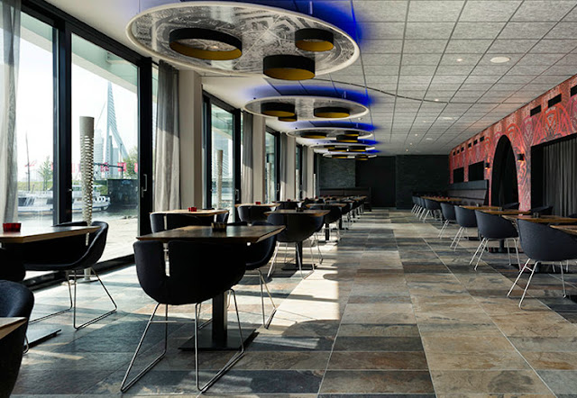 mainport hotel opens in rotterdam london on the inside