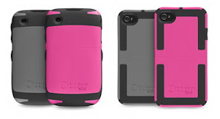 OtterBox announced Reflex Series cases for iPhone 4 and BlackBerry Curve 8500/9300 series smartphones