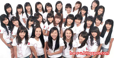 grup girl band jkt48