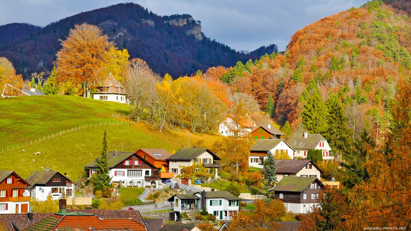 Sveits og de VIKTIGSTE attraksjonene