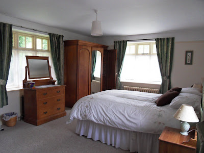 Lowood bedroom, Roadwater, Somerset