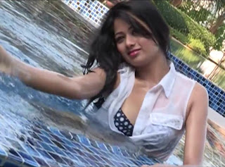 Archita Sahu Hot Photo Shoot at Miss India contest 2013
