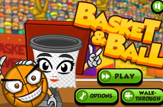 Basket and Ball Play Awesome Puzzle Online Games free play