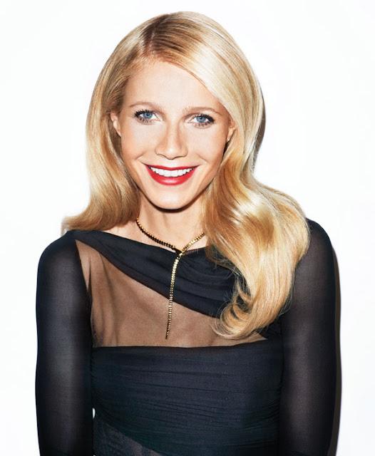 Gwyneth Paltrow Harpers Bazaar March 2012
