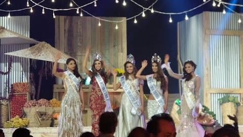Miss Bolivia Tierra 2015