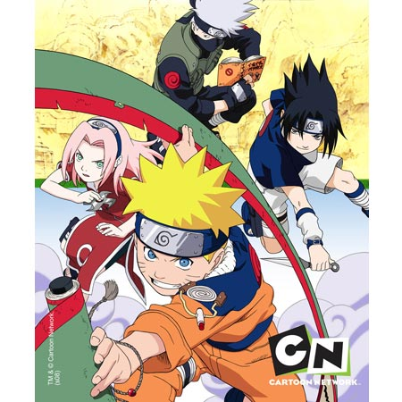 Naruto cartoon