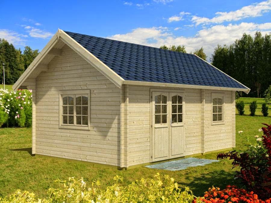 Casas de madera baratas - Casetas exterior baratas ...