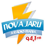 Rádio Nova Jaru FM da Cidade de Jaru Rondônia ao vivo