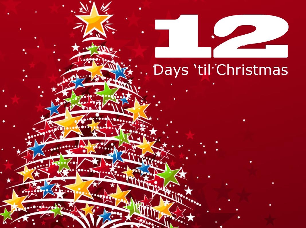 Slapdash: Christmas Countdown - 12