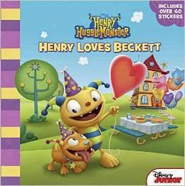Henry Hugglemonster Henry Loves Beckett