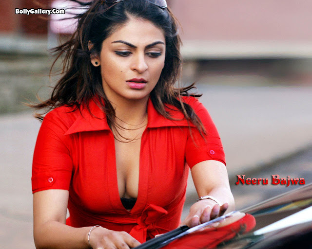 neeru bajwa boobs